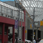 Next, I headed to another starchitect museum renovation: the new Frank Gehry-designed facade and additions at the Art Gallery Ontario, also known by its initials as the AGO.  Photo by: Miyoko Ohtake