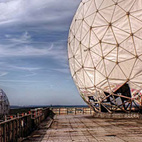 NSA Station photographed in Berlin, Germany, by Frank K.