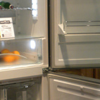 Liebherr's claim on the refrigeration market is its ability to keep food fresh longer. The freezer drawers, rather than wire racks, help keep food cold and reduce the loss of cold air whenever the freezer is opened.