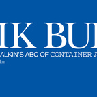 Cover of Quik Build: Adam Kalkin's ABC of Container Architecture by Adam Kalkin. Image courtesy of Adam Kalkin.