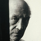 Isamu Noguchi. This 1982 photograph was my last black-and-white photograph, or it is the last that I remember, anyway. We were like water and oil in his studio, but when it came time for him to choose from thousands of images for a mini Pace Gallery retrospective, he chose this image. One of my proudest moments.  Photo by: Richard Schulman
