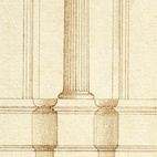 Design for Palazzo Civena, Vincenza, ca. 1539. Image courtesy of RIBA Library Drawings and Archives Collections