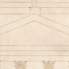 Facade design for the church of Il Redentore, Venice, ca. 1576. Image courtesy of RIBA Library Drawings and Archives Collections