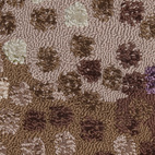 A detail of the pattern in the Terra IV rug.
