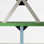 An example of the Memphis movement, Ettore Sottsass's Carlton bookcase is laminate over wood and was manufactured in Italy circa 1981.