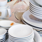 Grcic is a very hands-on designer, whose work includes tableware.  Photo by: Oliver Mark