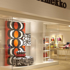The 1,800-square-foot Marimekko shop is located inside Crate and Barrel's New York SoHo store and opened October 13th. Photo ©2010 Wellington Lee  Courtesy of @2010 WELLINGTON LEE.