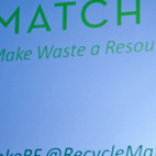 Another Social Innovation Fellow, Brook Betts Farwell is the co-founder of RecycleMatch, an online company that's making a new market for waste by connecting businesses with castoff materials to those that can use the refuse productively.
