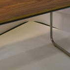 The Continue Desk, designed by Francesco Angiulli, an industrial design student at OCAD University.
