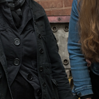 Katherine Raz (left) and Libby Alexander, founders of Vintage Bazaar, a pop-up flea market in Chicago.  Photo by: David Robert Elliot