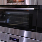 Wolf's Steam Oven won the top spot in the kitchen category. See it at booth #1235.  Photo by: Alejandro Chavetta