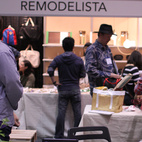 The Remodelista Market was a popular place to shop, with eight vendors from the Pacific Northwest design collective Join in attendance.  Photo by: Alejandro Chavetta