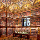In 1924, eleven years after Pierpont Morgan's death, his son, J. P. Morgan, Jr. (1867–1943), made the library available to the public.