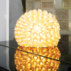 The glowing anemone-like lamp is from Vinçon in Barcelona.  Photo by: Gunnar KnechtelCourtesy of: Gunnar Knechtel