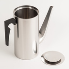 Kenneth Grange: Cylinder Line Coffee Pot designed by Arne Jacobsen
