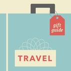 Ready, jet-set, go: our favorite gifts for that globe trotter on your shopping list will make traveling a breeze this holiday season.  Courtesy of Cortney Cassidy.