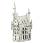 Children adore playhouses, and your little majesty of playtime will love this castle. Better yet, this 3D puzzle from Muji is made from 30% recycled paper. ($12)