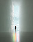 """Rainbow Church"" (2006-2010) located in Korea demonstrates Yoshioka's nod to the ethereal."