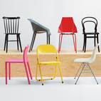 There are lots of handsome chairs out there, but sitting beauties that cost $250 or less are a rarer breed. Our picks run the gamut from traditional (the wooden, Shaker-inspired Salt or the Thonet-designed Era, the quintessential cafe chair) to the downright futuristic (we're looking at you, oddly anthropomorphic Dr. Yes). We sat, swayed, shook, stacked; we hefted them into the air; we typed, ate, and made grand conversational hand gestures. See our 13 favorite affordable side chairs. Photos by Peter Belanger.  Photo by: Peter BelangerCourtesy of: Peter Belanger