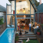 Though the front of this 1880s home in Adelaide, Australia, maintains a traditional facade due to strict heritage laws, the rear is modern eye candy at its best. See more of the home.  Photo by: James KnowlerCourtesy of: James Knowler Photography
