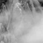 Jade Screen Peak, taken at Heavenly Capital Peak in 1979  Photo by: Wang Wusheng