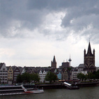 Cologne, Germany. Photo by:JaBB.