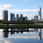 Perth, Australia. Photo by:Ole Reidar Johansen.