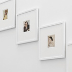 Other interesting additions included Polaroids from the '70s and '80's featuring familiar faces.Credit Stefan Altenburger, Courtesy The Brant Foundation