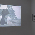 One of two films on show at The Brant Center.Credit Stefan Altenburger, Courtesy The Brant Foundation