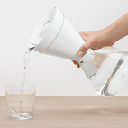 Eujin: Soma Water Move aside Brita and Bobble, because there's a new water filter in town. And it's 100% biodegradable and sleeker than that decorative object perched on your living room table.The simple and elegant design (which immediately reminded me of Dieter Rams)is all thanks to great talents Markus Diebel, IDEO's design director,and incase's cofounder Joe Tan, who designed the curved beauty and Manual's Tom Crabtree who took the helm on packaging. The release date is near, so I'd hop to it if I were you.
