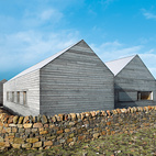 A MODERN HOME ON SCOTLAND'S ISLE OF SKYE A modern house steeped in heritage, history, and spirituality emerges on the fringes of Scotland's Isle of Skye.Photo by Andrew Lee.  Photo by Andrew Lee.   This originally appeared in A Modern Home on Scotland's Isle of Skye .