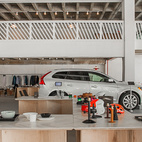 """In Downtown Los Angeles, Fredrik Carlström has curated a well-rounded collection of Scandinavian design at his concept shop Austere. """"I imagined the physical space like if a lifestyle magazine with all my favorite things came to life,"""" he says."""