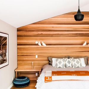 Hedge Row bedroom