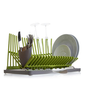 High and Dry Dish Drainer by Black and Blum