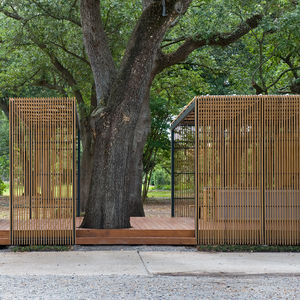 New Orleans Botanical Garden Duplantier Volunteer Pavilion thumbnail