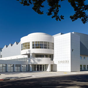 Crocker Museum Architect: Gwathmey Siegel Architects Location: San Francisco, California