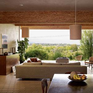 Pearson Trent residence living room