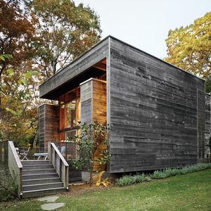 Renovation of Henry Bates house in Amagansett, New York, Hamptons