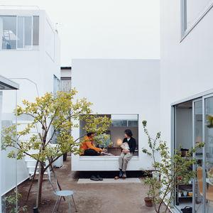 prefab japan tiny small house home interior exterior facade moriyama
