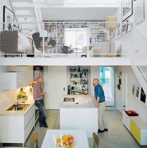 the town house kitchen living portrait thumbnail