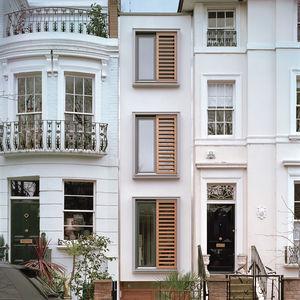 tozer residence exterior facade thumbnail