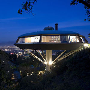 John Lautner Chemosphere modern architecture restoration