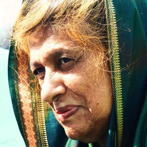 Designer Yasmeen Lari