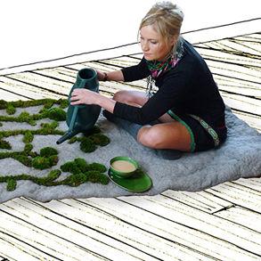 German designer Pia Wüstenberg