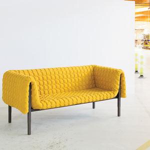 Modern Ruche sofa by Inga Sempe for Ligne Roset