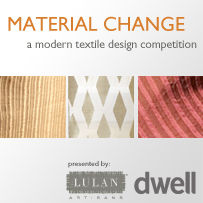 Material Change Textile Design Competition