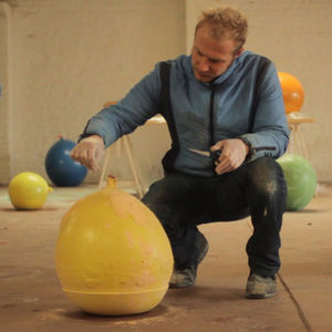 Making of the Balloon Bowl