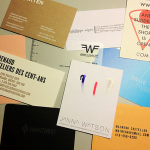 Paper goods from Paris for Maison & Objet