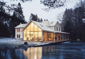farmhouse renovation in Eldred, New York