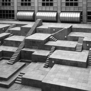 architecture doom national ethnology museum osaka